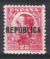 01587 Valencia Locales Republicanos Edifil 8  * - Emissions Républicaines