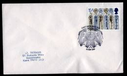 Great Britain 1989, Letter / Cover, First Day Of Issue Cancel - 1952-.... (Elizabeth II)