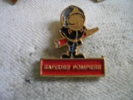 Pin´s Sapeurs Pompiers - Bomberos