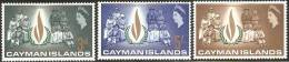 Cayman Islands,Human Rights Year 1968.,MNH - Cayman Islands