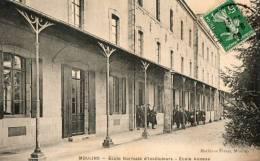 MOULINS   école Normale D'instituteurs - Moulins
