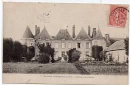 Artenay,environs-Château D' Auvilliers - Artenay
