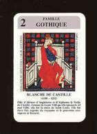 Histoire De France /  BLANCHE DE CASTILLE /  REINE  // IM 51/51 - Unclassified