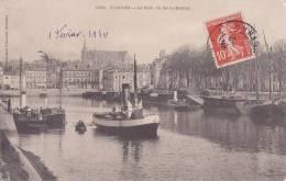 ¤¤  -   2359   -   VANNES   -  Le Port, Vu De La Rabine  -  Bateau    -  ¤¤ - Vannes