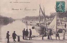 ¤¤  -   2357  -   VANNES   -  Le Port Et La Rabine  -  Bateaux De Pêches    -  ¤¤ - Vannes