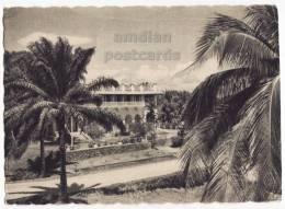 AFRICA~CAMEROUN~CAMEROON~KRIBI ~LA RESIDENCE~TOWN HOTEL ~1950s Vintage Postcard  [c4858] - Cameroon