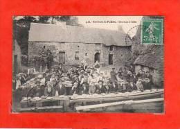 Ploeuc   Une Noce à Table édition Lequien-ravalec écrite De Plaintel - Autres Communes