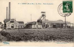 54 Jarny, La Mine- Puits D'extraction - Jarny
