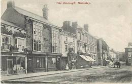 THE BOROUGH HINCKLEY ENGLAND - England