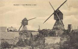 Saumur Les Moulins à Vent - Saumur