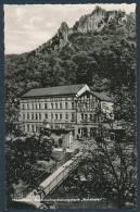 12-1076 Thale, Reichsbahnerholungsheim Waldkater (Normalformat, 1963) - Thale