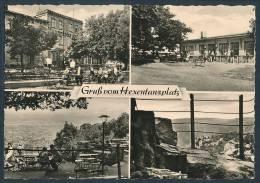 12-1079 Gruss V. Hexentanzplatz (Normalformat, 1963) - Thale / Harz - Thale