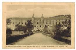 """SAINT AFFRIQUE : """"Collège St Gabriel - Vu De Face"""" - L' Aveyron Illustrée - Saint Affrique"""