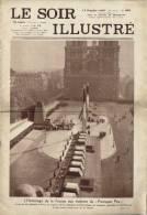 Le Soir Illustré N° 452 Du 17 Octobre 1936 Arlon Ciergnon Jamblinne Briquemont Villers-sur-Lesse Charcot Panama Hongrie - Newspapers
