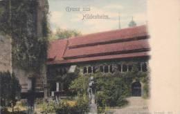 Germany Hildesheim Gruss Aus