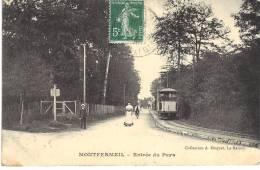MONTFERMEIL - L'Entrée Du Pays - Montfermeil