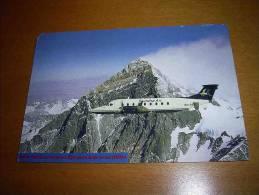 CPM Avion Buddha Air  - PORT GRATUIT - 1946-....: Moderne