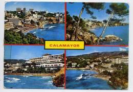 Espagne--CALAMAYOR--1970---Vues Diverses (plages)  10 X 15 N° 45 éd  Tomas De Pedro - España
