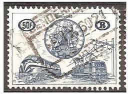MY-1021      Ocb    TR   370  DENDERMONDE  //  N° 2 - 1952-....
