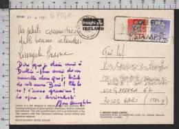 B7940 EIRE Postal History 1991 - Irlanda