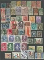 Verzamelig Belgie ( Cat € 135 ) - Collections (en Albums)
