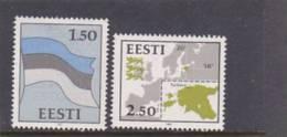 Estonia 1991 Set  MNH - Estonia