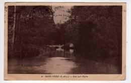 28 : Saint-Prest :  Vue Sur L'Eure - France