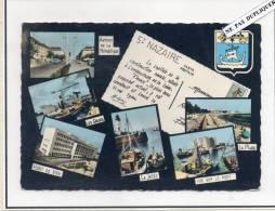 Souvenir De SAINT NAZAIRE - Multivues // CPM - Saint Nazaire