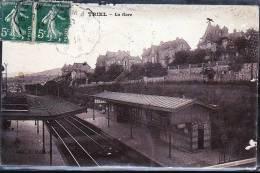 TRIEL LA GARE - Triel Sur Seine