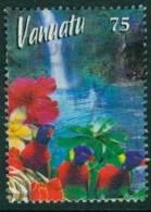 Vanuatu 2002, Loriquet à Tête Bleue Oiseau / Bird Rainbow Lorikeet Coconut Lorikeet - Papegaaien, Parkieten
