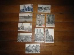 LOT DE 10 CPA D´ORLEANS -45 - Cartes Postales