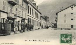 51 - Saint Michel - Place De La Gare - 39882 - France