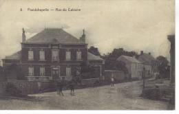 BELGIQUE - FROIDCHAPELLE - RUE DU CALVAIRE - Froidchapelle