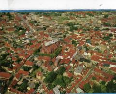 - Haderslev ,   VUE   AERIENNE   LUFTFOTO  Grand Format état Impeccable - Dinamarca