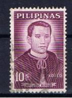 RP+ Philippinen 1962 Mi 701 - Philippines
