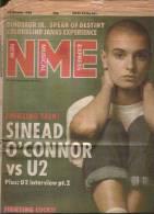 NEW MUSICAL EXPRESS - N.M.E. - October 1988 - Arte