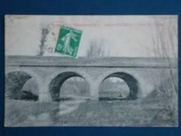 ARGENTIERES ( 77 ) LE PONT DE LA CRENILLE  CPA - France