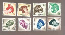 - 2088 AK - Nrs 913/20 - 1931-Aujourd'hui: II. République - ....Juan Carlos I