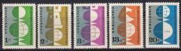 1095. Chess Stamps, Bulgaria, 1962, 15th Chess Olympics In Varna, MNH - Schaken