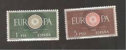 - 2092 AK - Nrs 975/76 - 1931-Aujourd'hui: II. République - ....Juan Carlos I