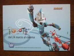 Robots Movie Film Carte Postale - Unclassified
