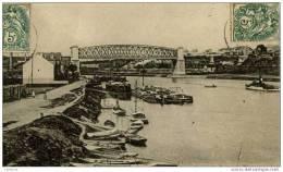 78-ANDRESY-Fin D´Oise-Le Pont Eiffel  (Péniches) - Andresy