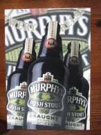 Murphy's Irish Stout Draught Alcoolich Drink Carte Postale - Advertising