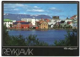 ICELAND - REYKJAVIK / THEMATIC STAMPS-CATS (FELIS CATUS) - Islanda