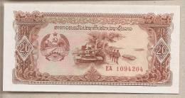 Laos - Banconota Non Circolata Da 20 Kip - Laos