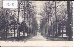 MONS : BOULEVARD DE L'HOPITAL - Mons
