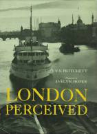 """""""London Perceived""""  By  V S Pritchett,  Photographs By Evelyn Hofer. - Books, Magazines, Comics"""