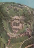 DOVER CASTLE - AERIAL VIEW - Dover