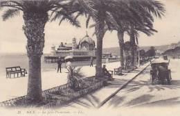 06 - Nice - La Jetée-Promenade (automobile, La Panne ?) - Unclassified