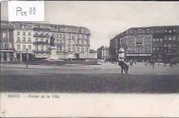 MONS : ENTREE DE LA VILLE - Mons